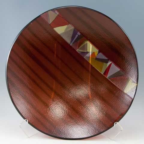 Bowl/Rooftops Pattern by  Kimberly Pence - Masterpiece Online