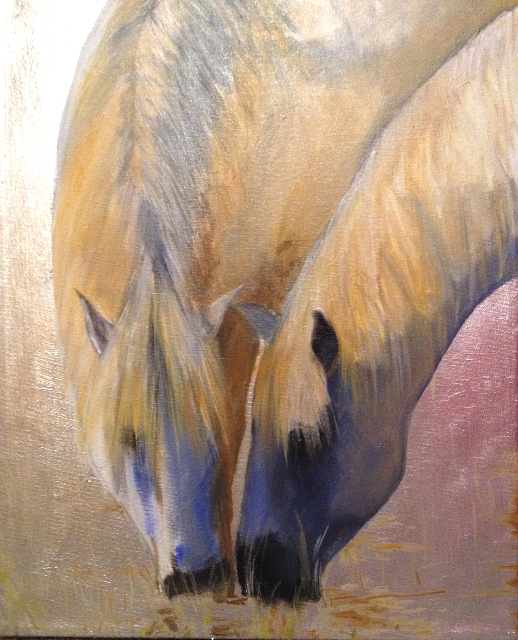 Blue & Gold by  David DeVary - Masterpiece Online