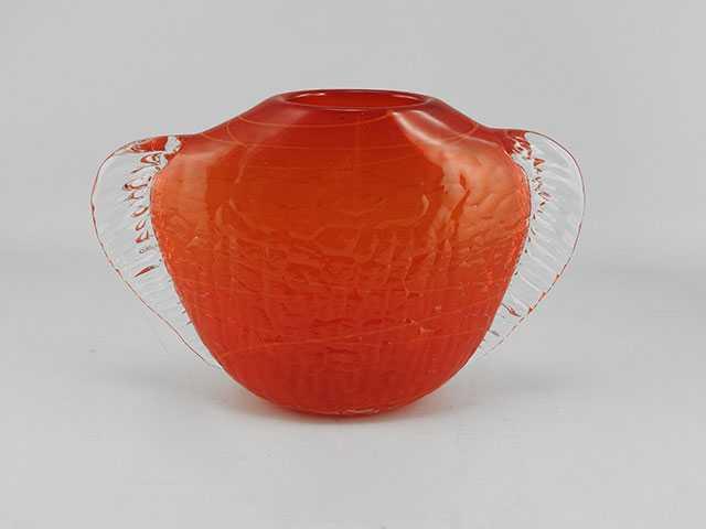 Jellyfish Vessel/Red by  Matthew Paskiet - Masterpiece Online