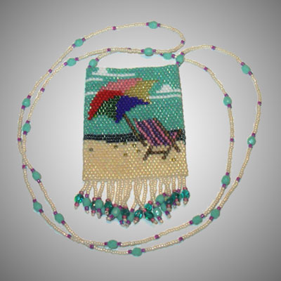 TA7756 Seaside Amulet by  Terrie Allen - Masterpiece Online