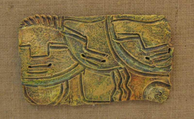 Ceramic Relief 13 by Mr. Everard Powell - Masterpiece Online