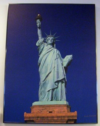 Statue of Liberty by  Wernher Krutein - Masterpiece Online