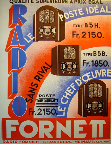 Radio Fornett by   Anonymous - Masterpiece Online