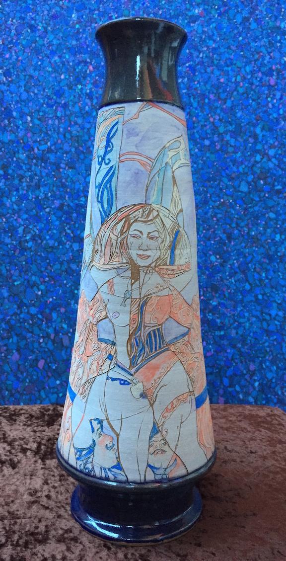Infanta's Wild Side by  Daud Akhriev - Masterpiece Online