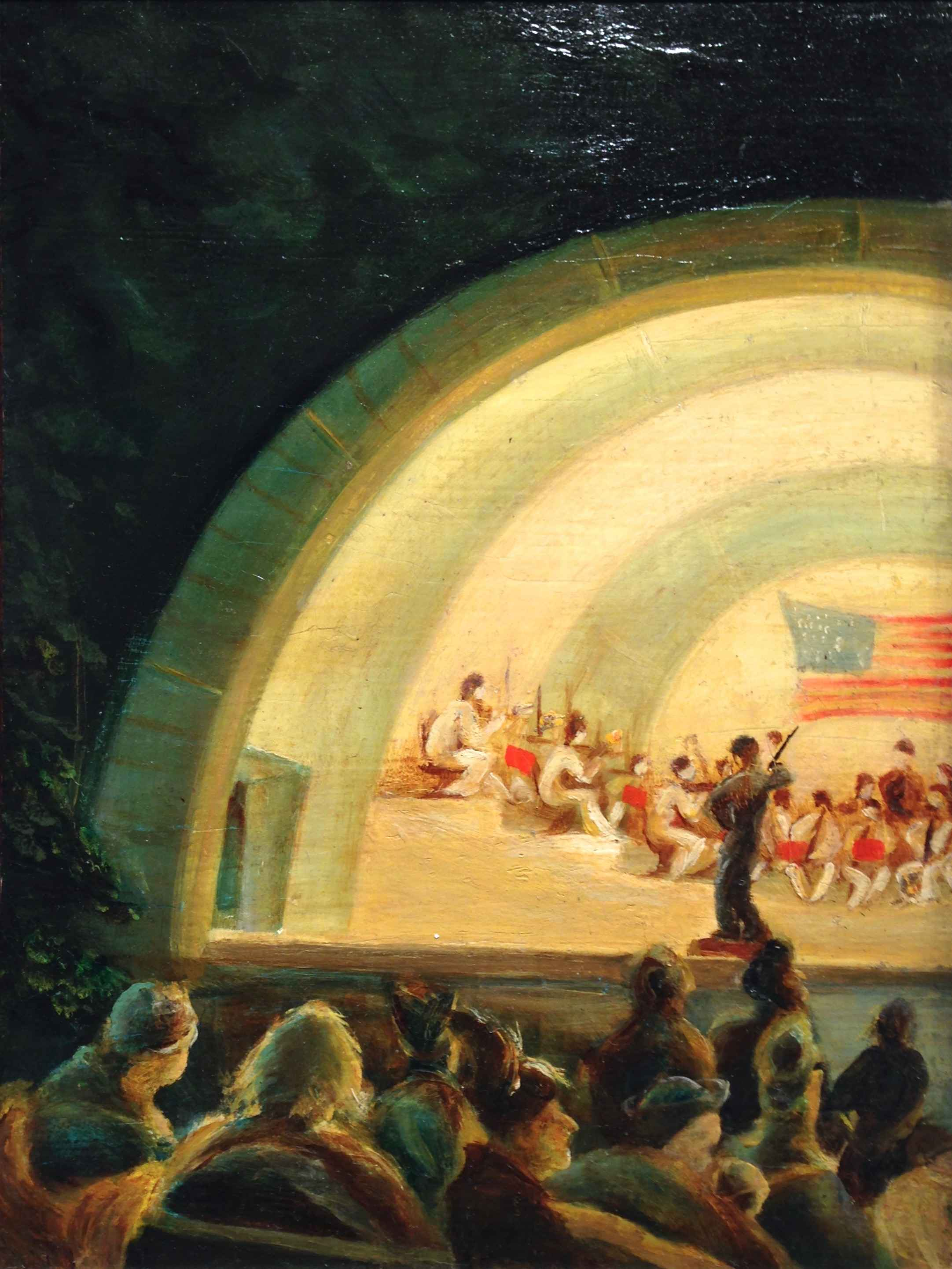 Washington Park Conce... by Mr. Gerrit Sinclair - Masterpiece Online