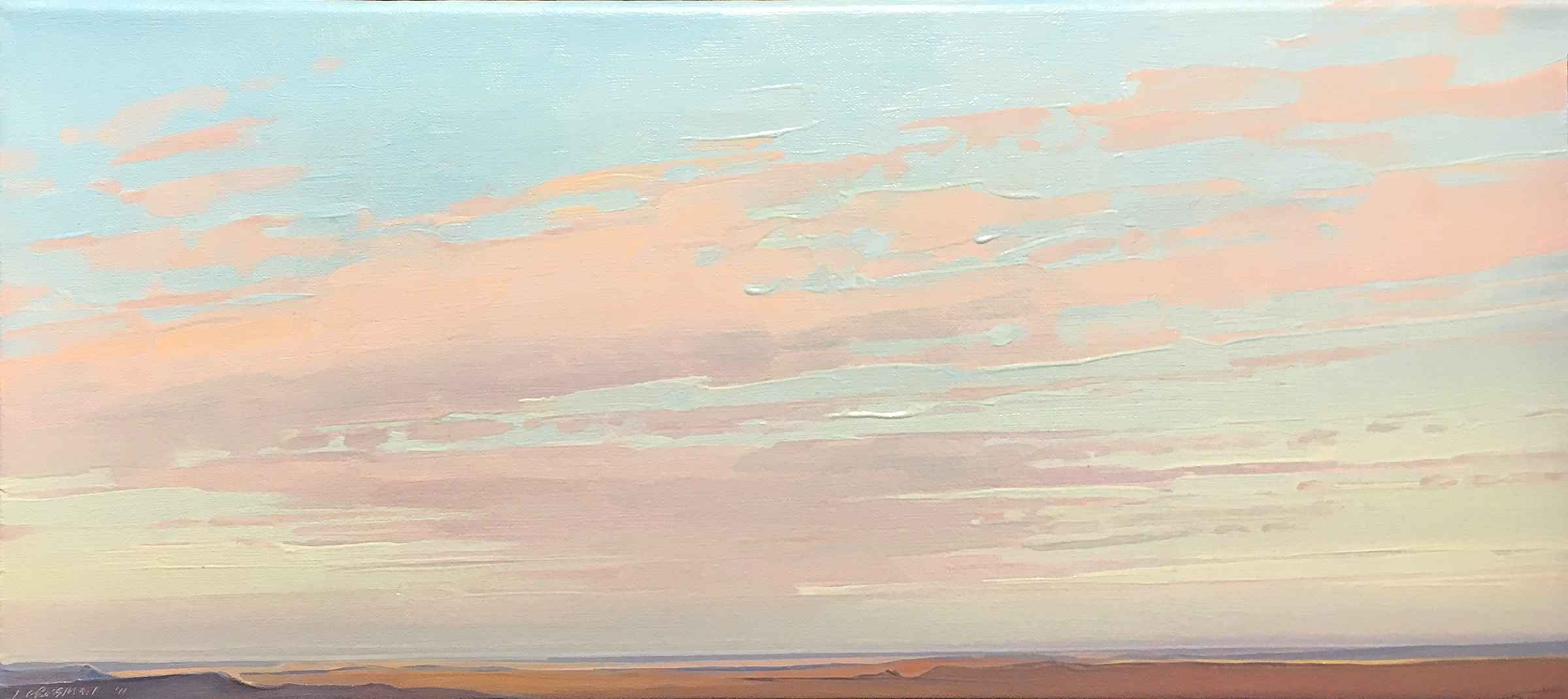 Clouds From Pintado P... by  Lisa Grossman - Masterpiece Online