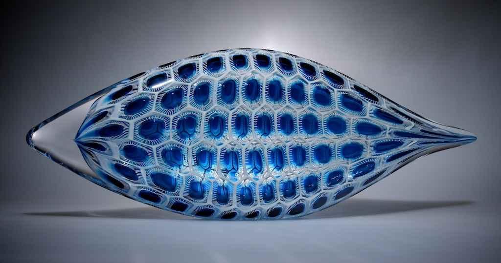 Aquamarine Piscine by  David Patchen - Masterpiece Online