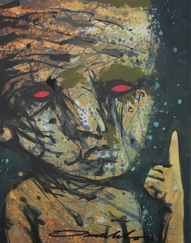 Solo Yo by  Osvaldo González Herrera - Masterpiece Online