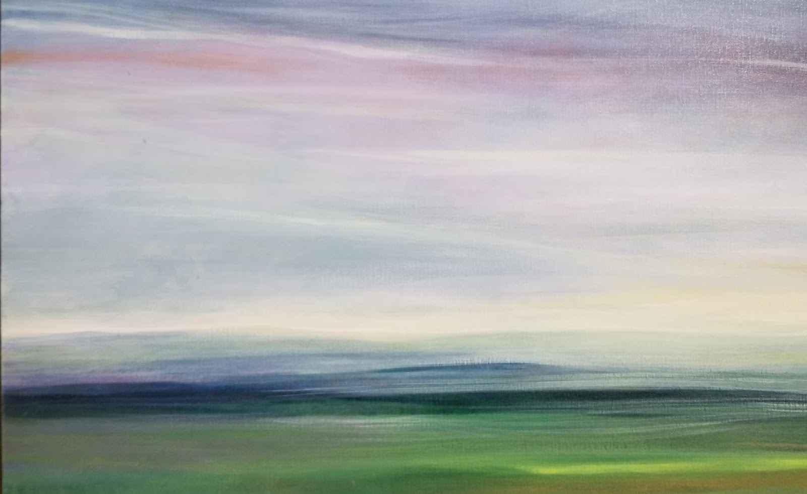 Purple Haze  by  Dorota Matys 2018