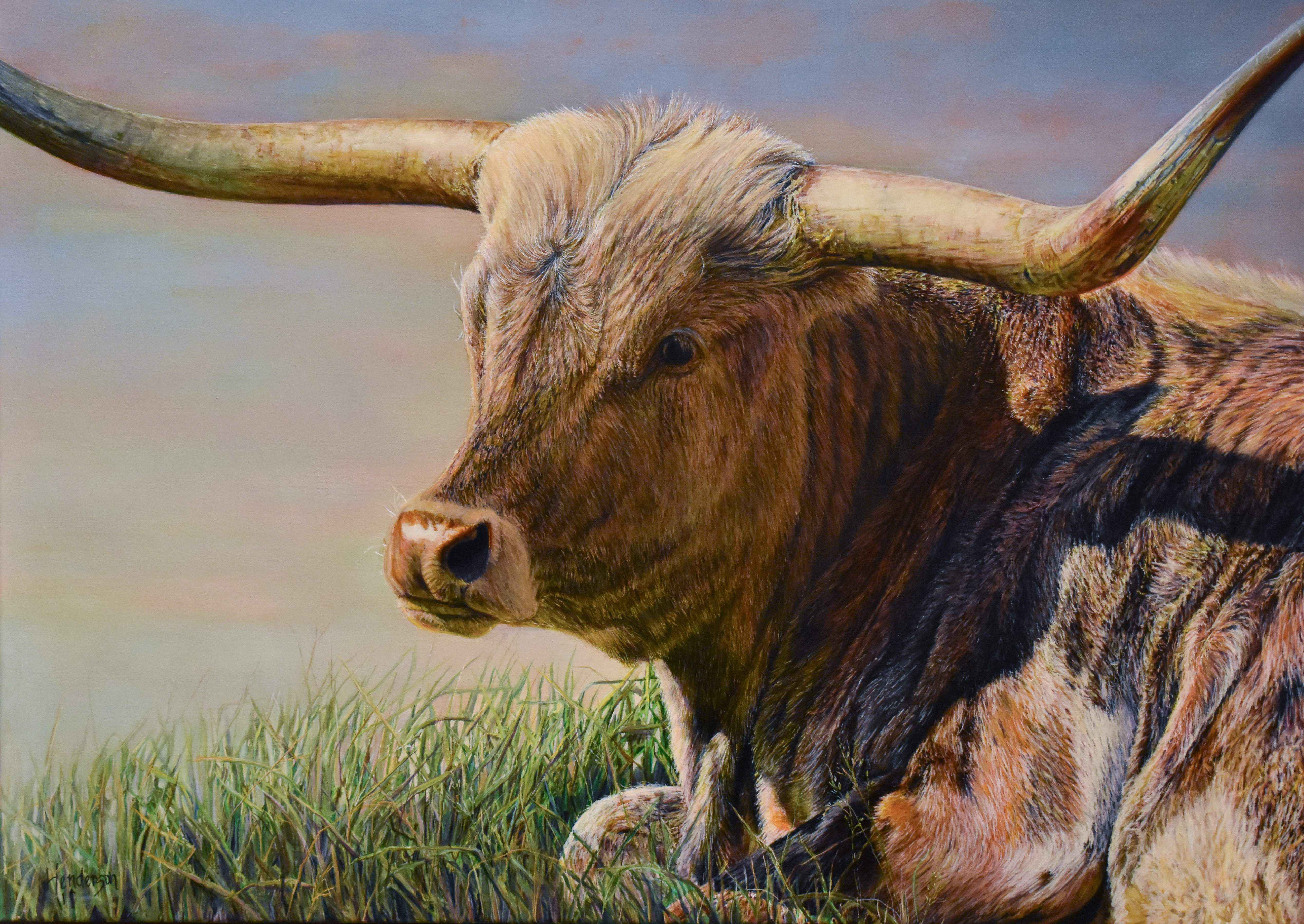 Shades of Texas by  Kris Henderson - Masterpiece Online