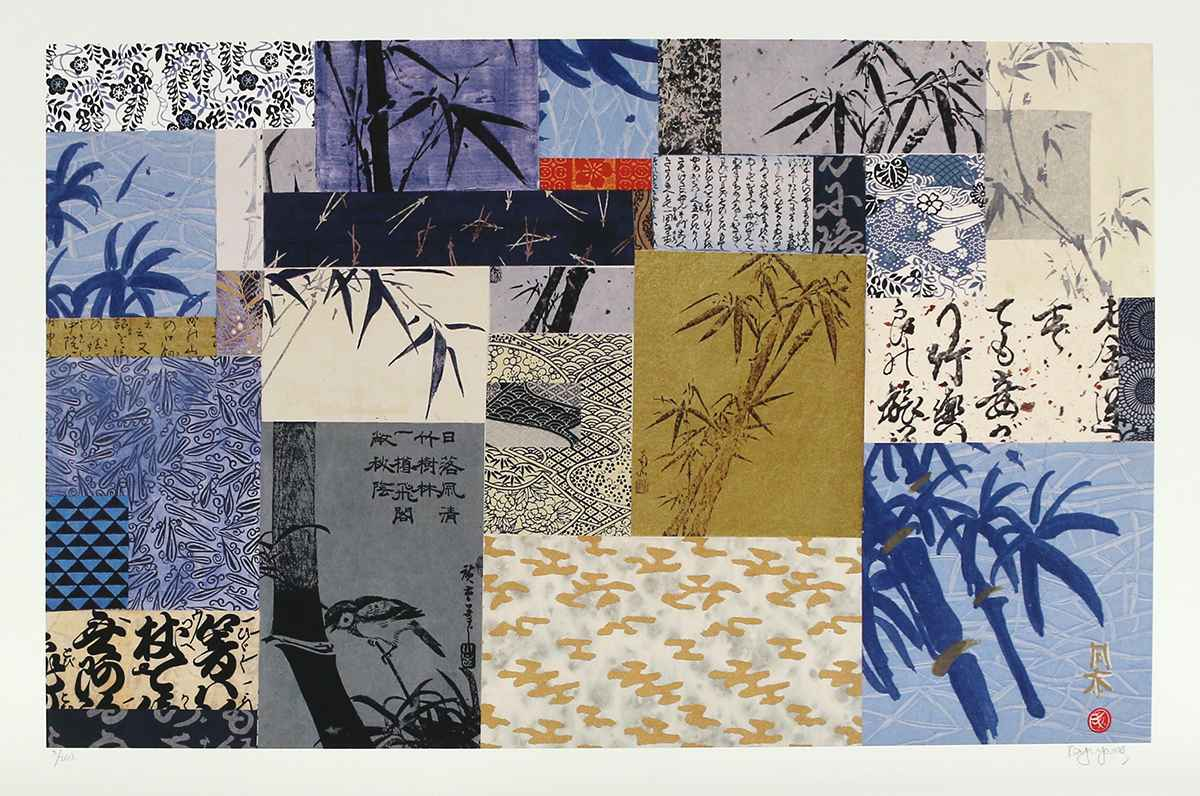 Bamboo Garden by  Karyn Young - Masterpiece Online