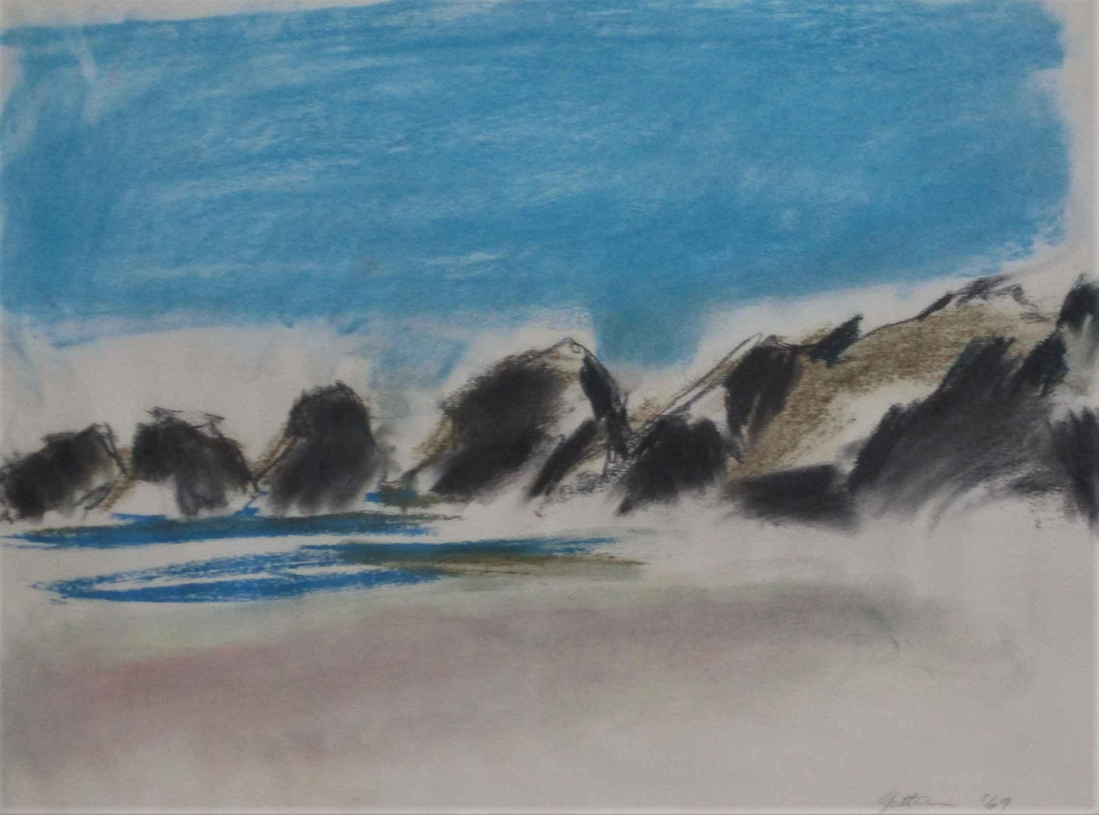 Unknown (Canon Beach) by  Shirley Gittelsohn - Masterpiece Online