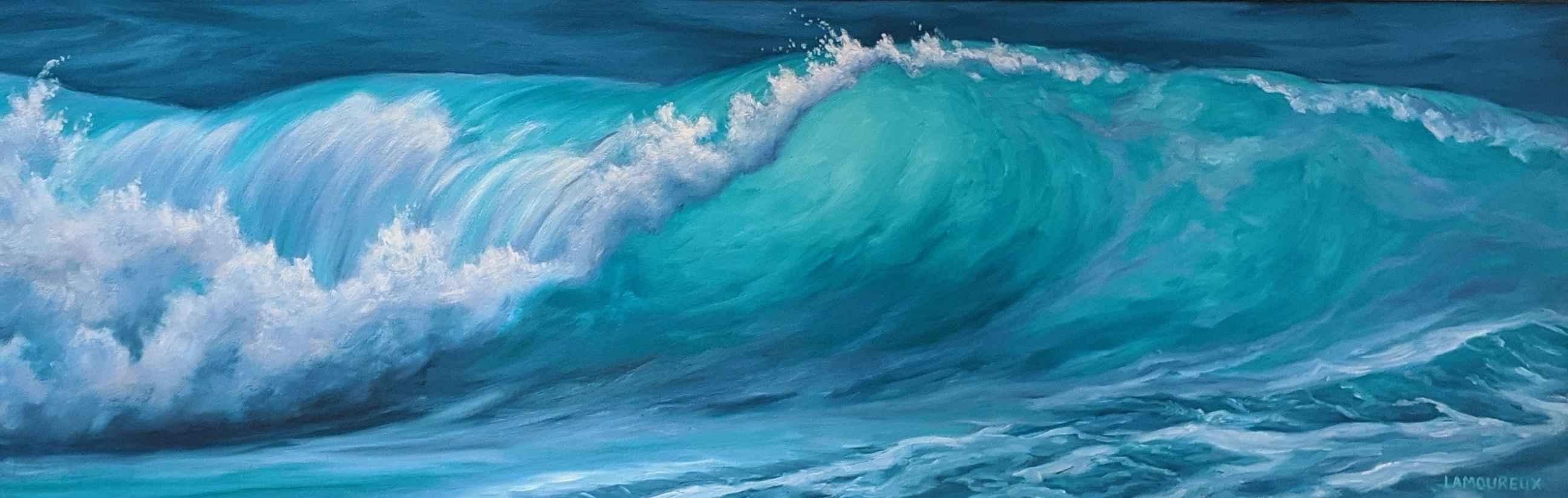 Crash by  Julie Lamoureux - Masterpiece Online