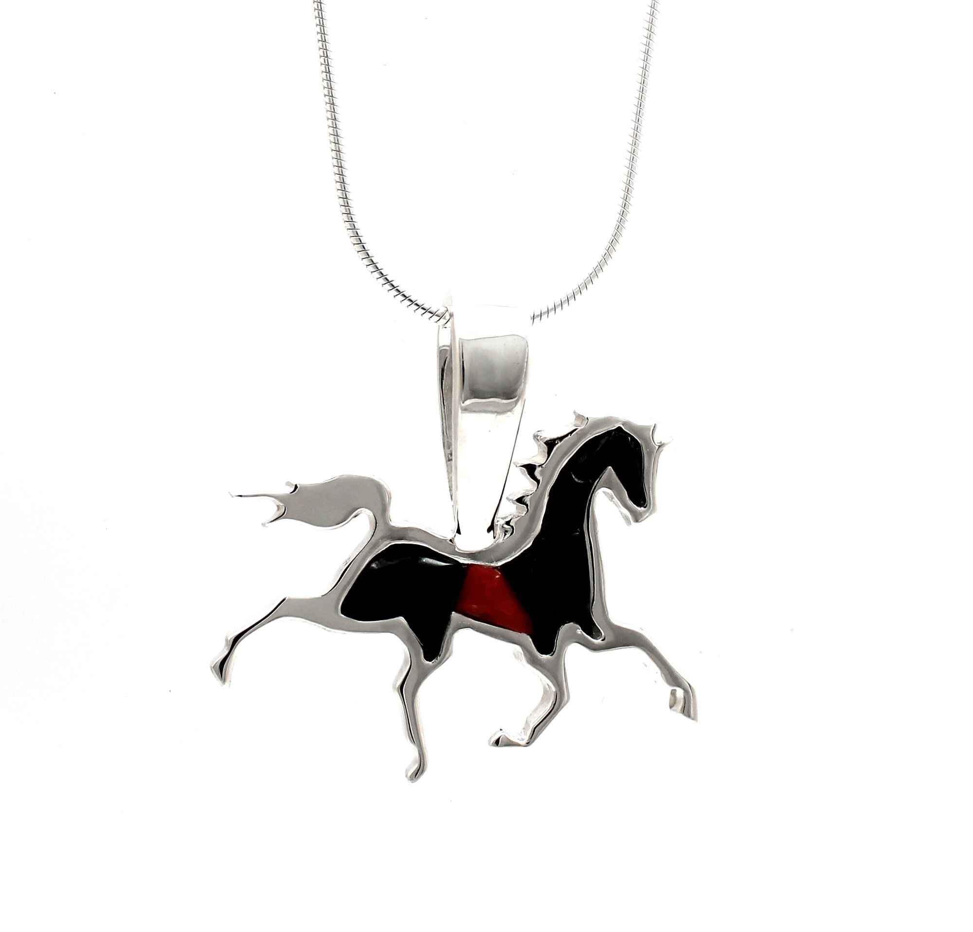 High Stepping Horse R... by  Ben Nighthorse - Masterpiece Online