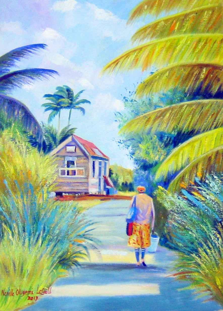 Homeward Road by Mr. Neville Legall - Masterpiece Online