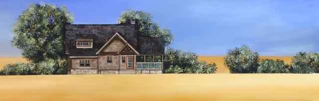 The Little Stone Manor by  Janet Liesemer - Masterpiece Online