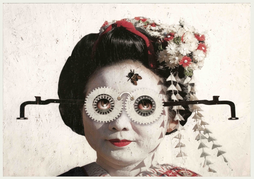 Minds Eye V by  Carol Coates - Masterpiece Online