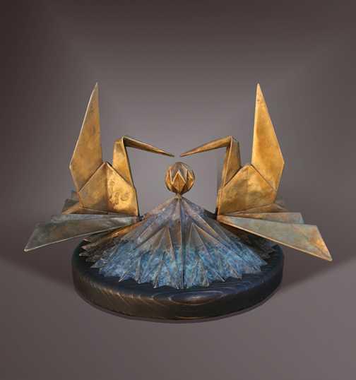 Fan Wing Love Dance by  Joe Spear - Masterpiece Online