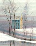 DP-Snowbound by  P. Buckley Moss  - Masterpiece Online