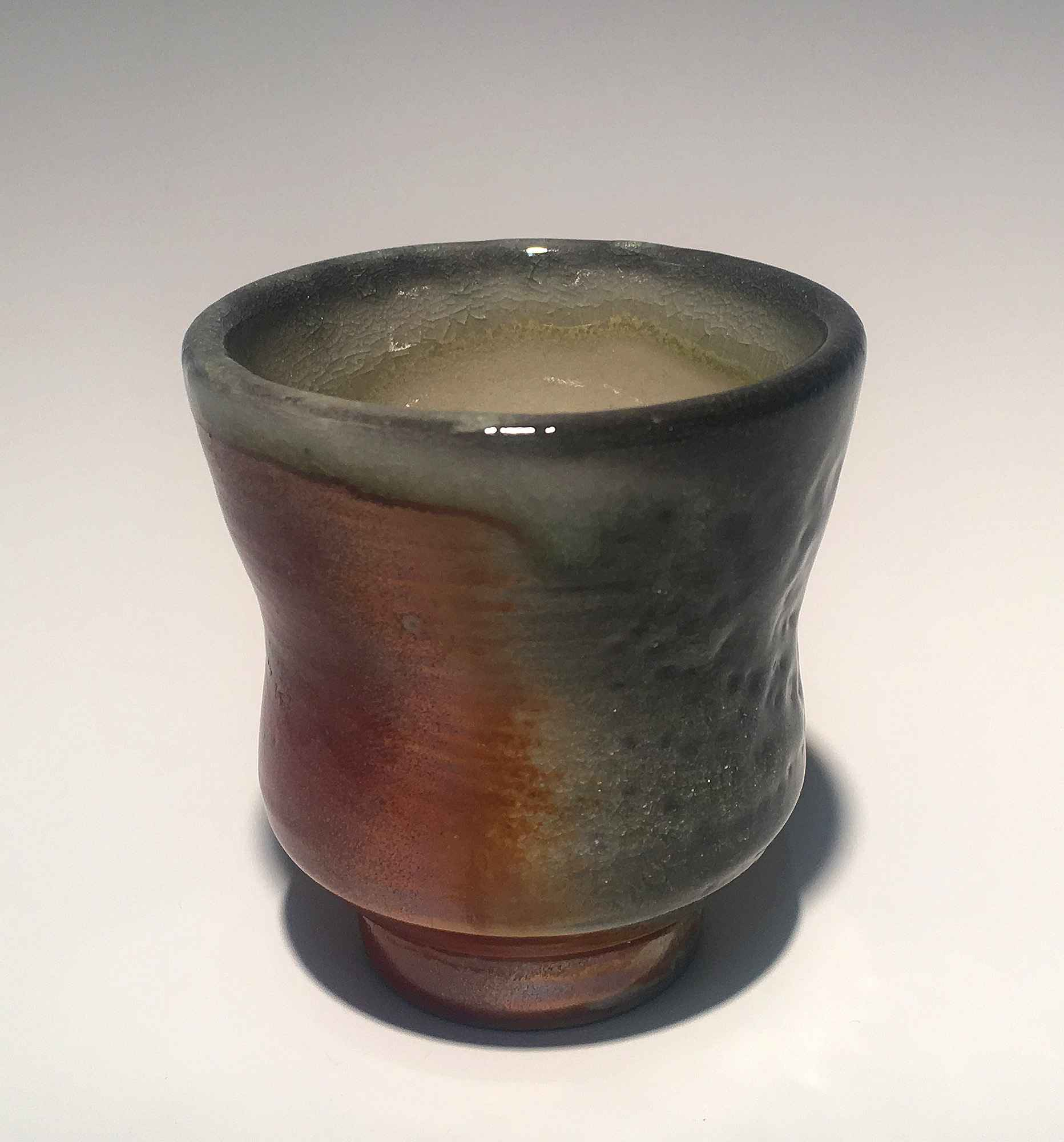 Woodfired Whiskey Cup by  Brian Horsch - Masterpiece Online