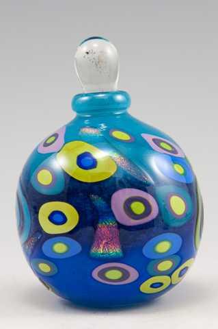 Perfume/Periwinkle by  Michael & Rina Fehrensen - Masterpiece Online