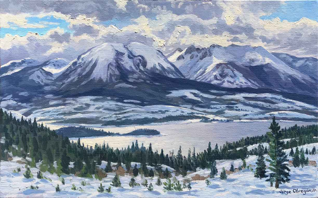 Buffalo Mountain and ... by Mr. and Mr Jorge Obregon - Masterpiece Online