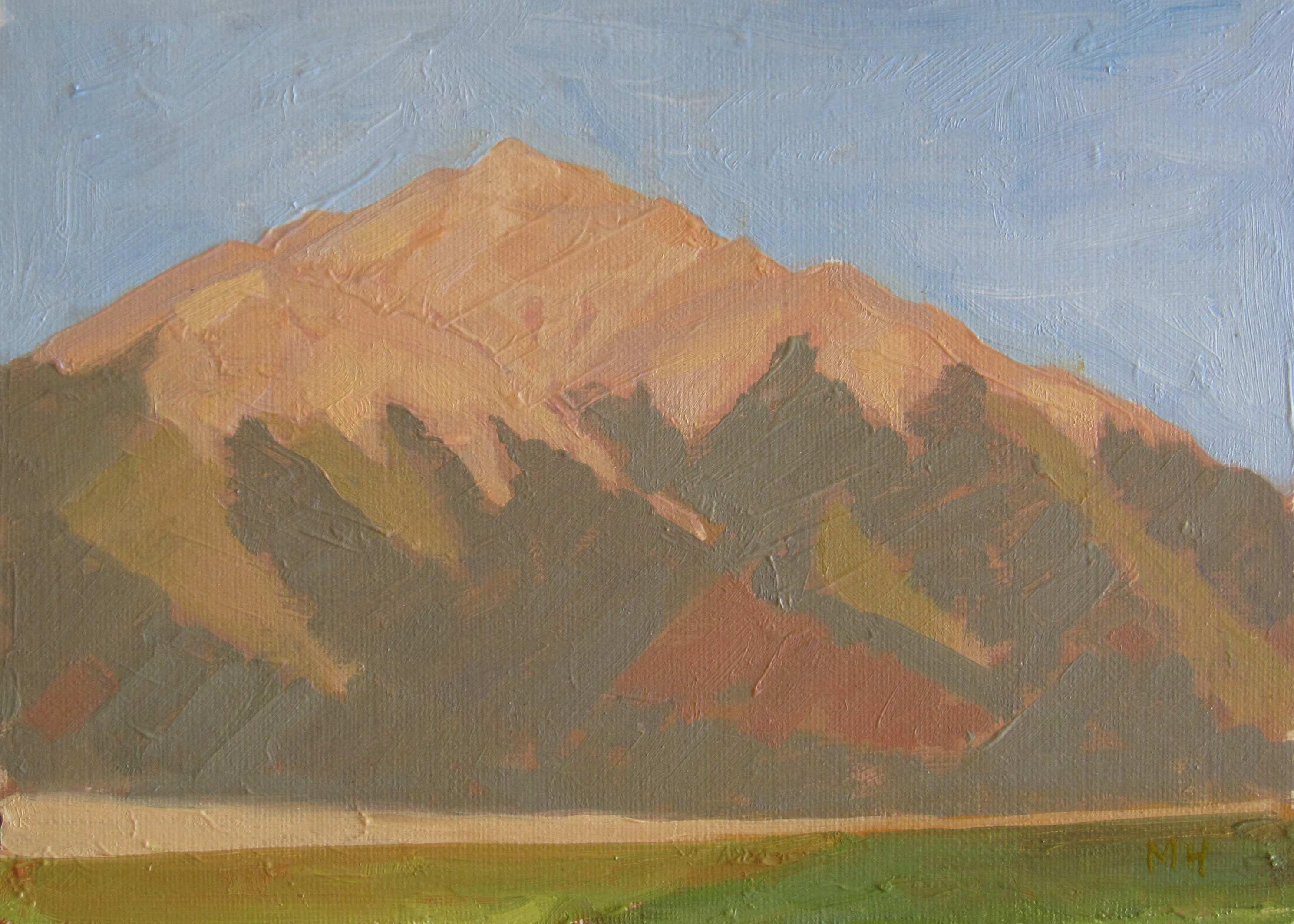 Mount Princeton Dawn by  Melissa Hefferlin - Masterpiece Online