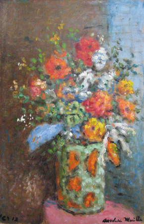 Bouquet by  Andres  Morillo - Masterpiece Online