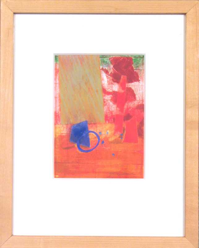 Little Blue Berry #1 by  George Woollard - Masterpiece Online