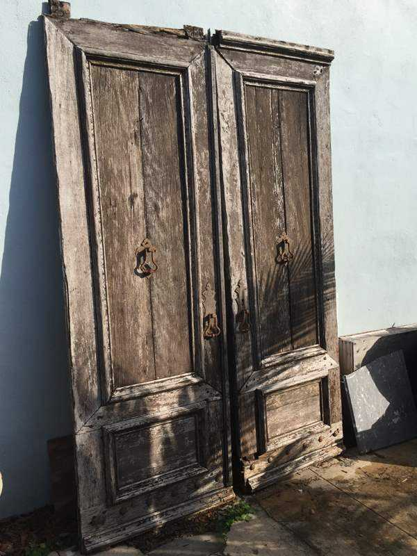 Pair of Doors by  None None - Masterpiece Online