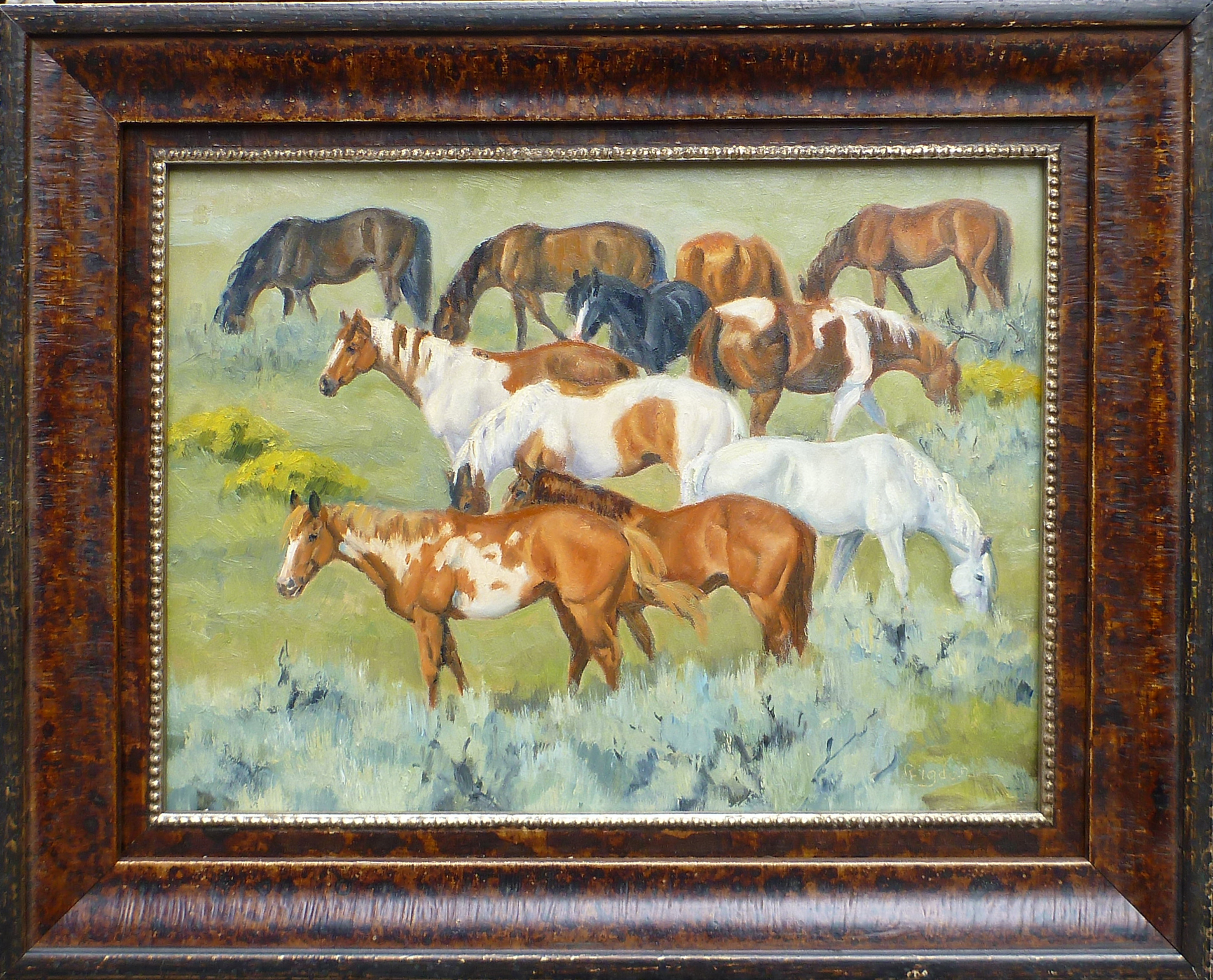Sagebrush Tapestry by Ms. Cynthia Rigden - Masterpiece Online