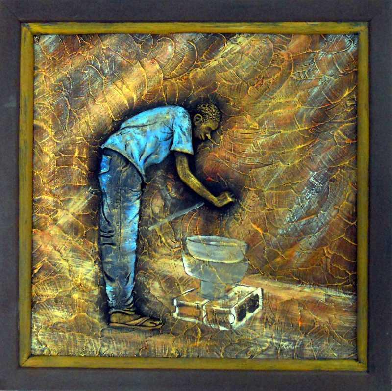 Coal Pot by Mr. Robert Campbell - Masterpiece Online