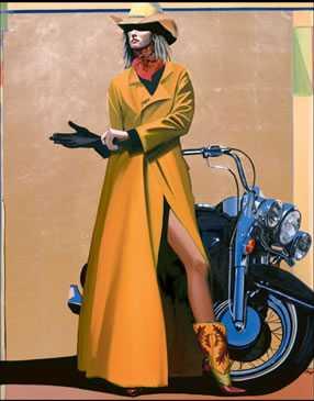 Ride That Pony by  David DeVary - Masterpiece Online