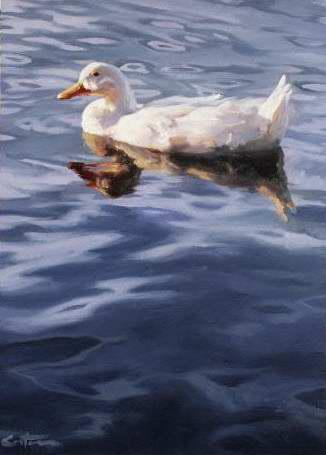 Warm Reflection by Mr Mitch Caster - Masterpiece Online