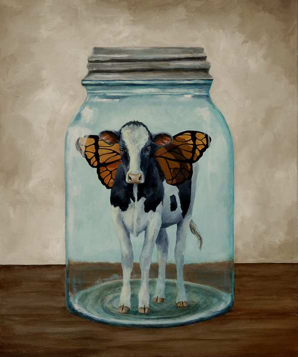 The Specimen by Ms Sandra Stevens - Masterpiece Online