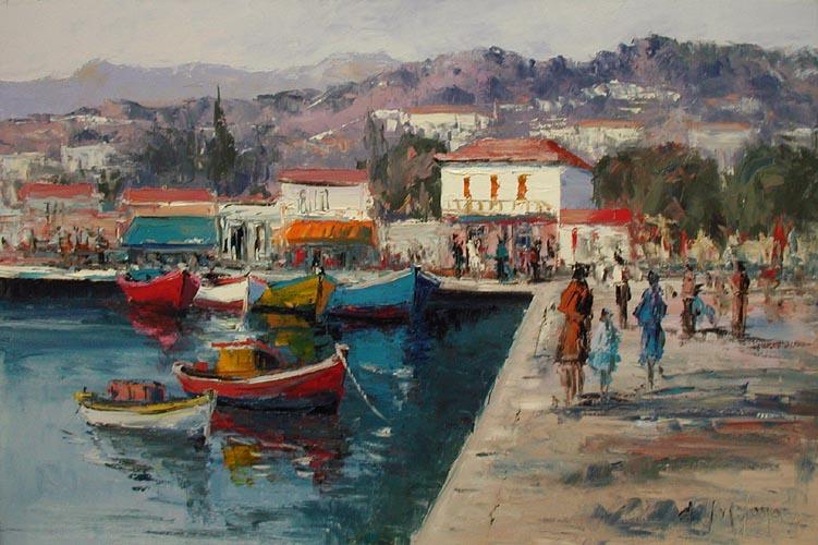 Milos 1 by  Fani  Parlapani  - Masterpiece Online
