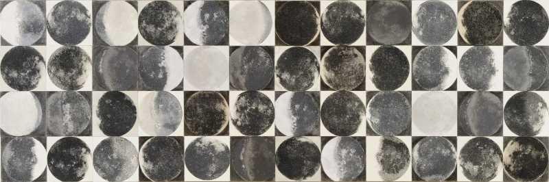 Moon Print by  Abigail Romanchak - Masterpiece Online