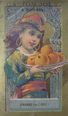 GASTON joly, Orange (... by  Anonymous  - Masterpiece Online
