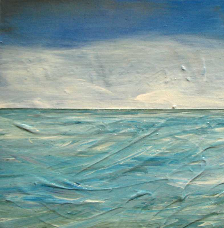 Pacific Blues 7 by  Curt Ginther - Masterpiece Online