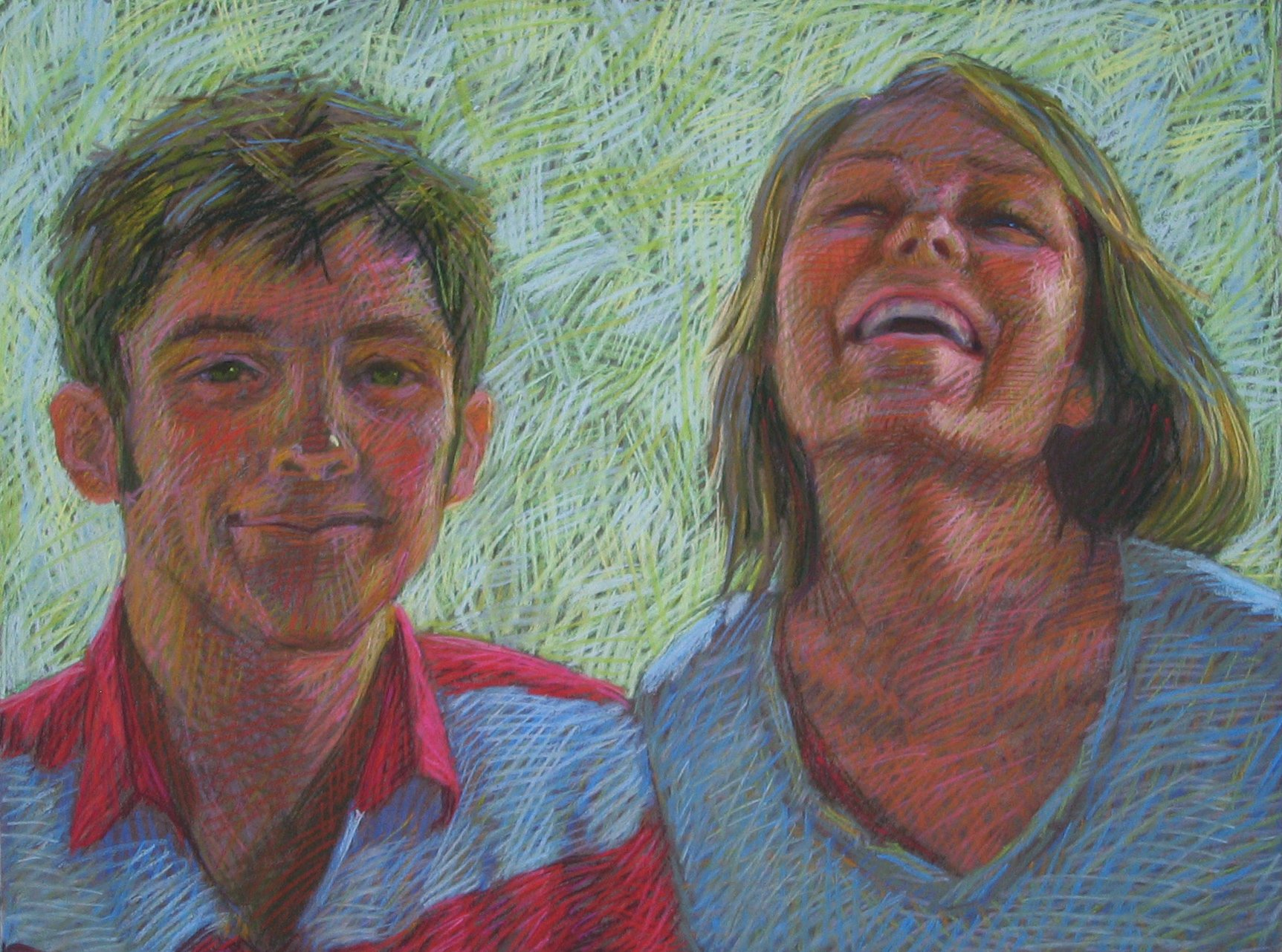 Dortch Kids by  Melissa Hefferlin - Masterpiece Online