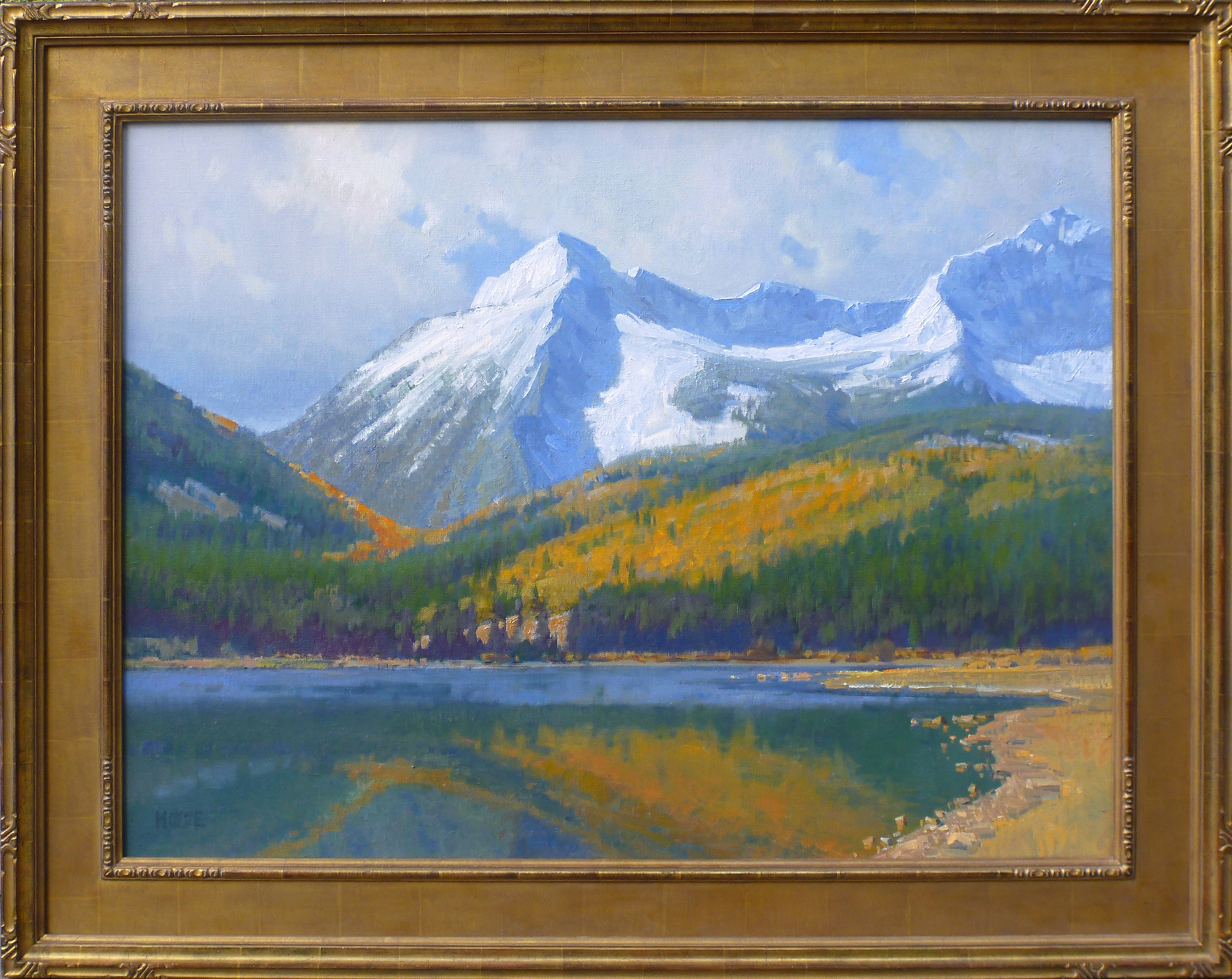 Lost Lake Slough by Mr. Wayne Wolfe - Masterpiece Online