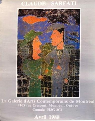 Claude Safarti by  Claude Safarti (after) - Masterpiece Online