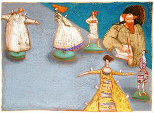 Klimt Paints For Fash...