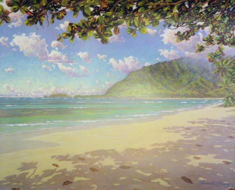 Punaluu by  Russell Lowrey - Masterpiece Online