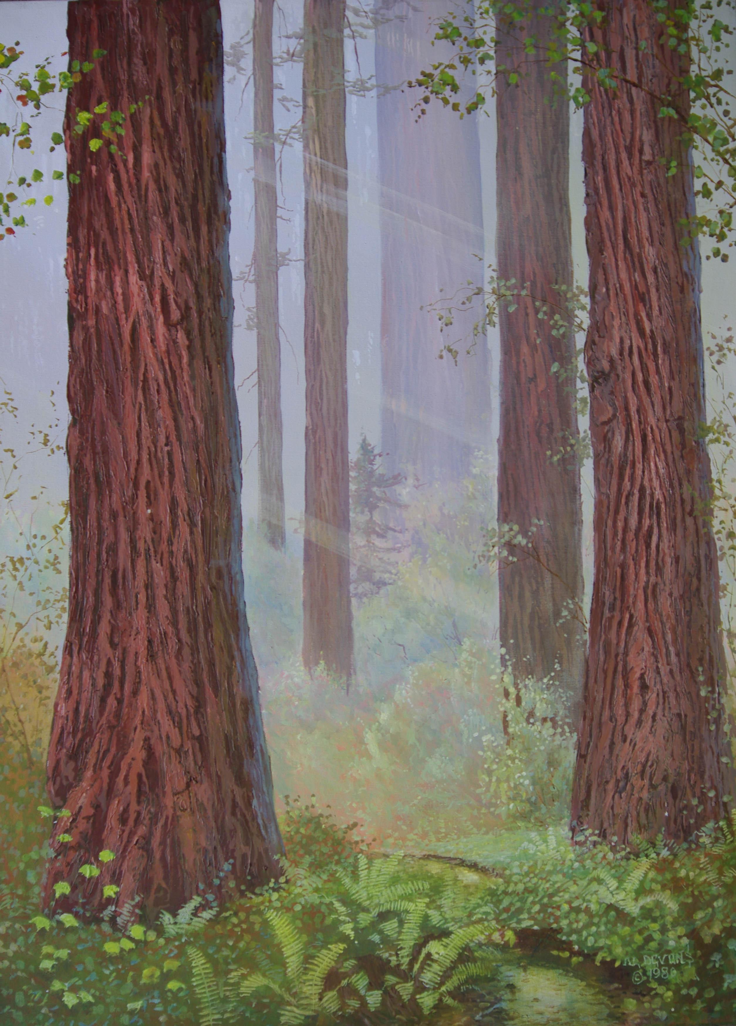 Quiet Brooklet by   Devons - Masterpiece Online