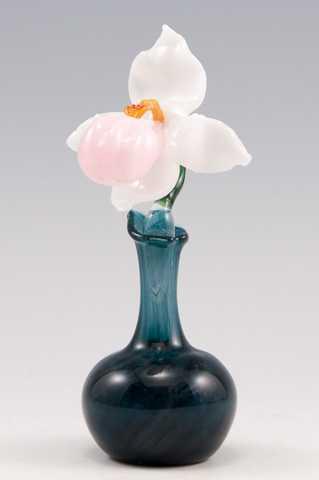 Perfume/Lady's Slipper by  Margaret Neher - Masterpiece Online