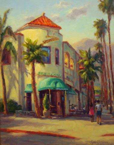 El Paseo Stroll by  Sally  Jordan - Masterpiece Online