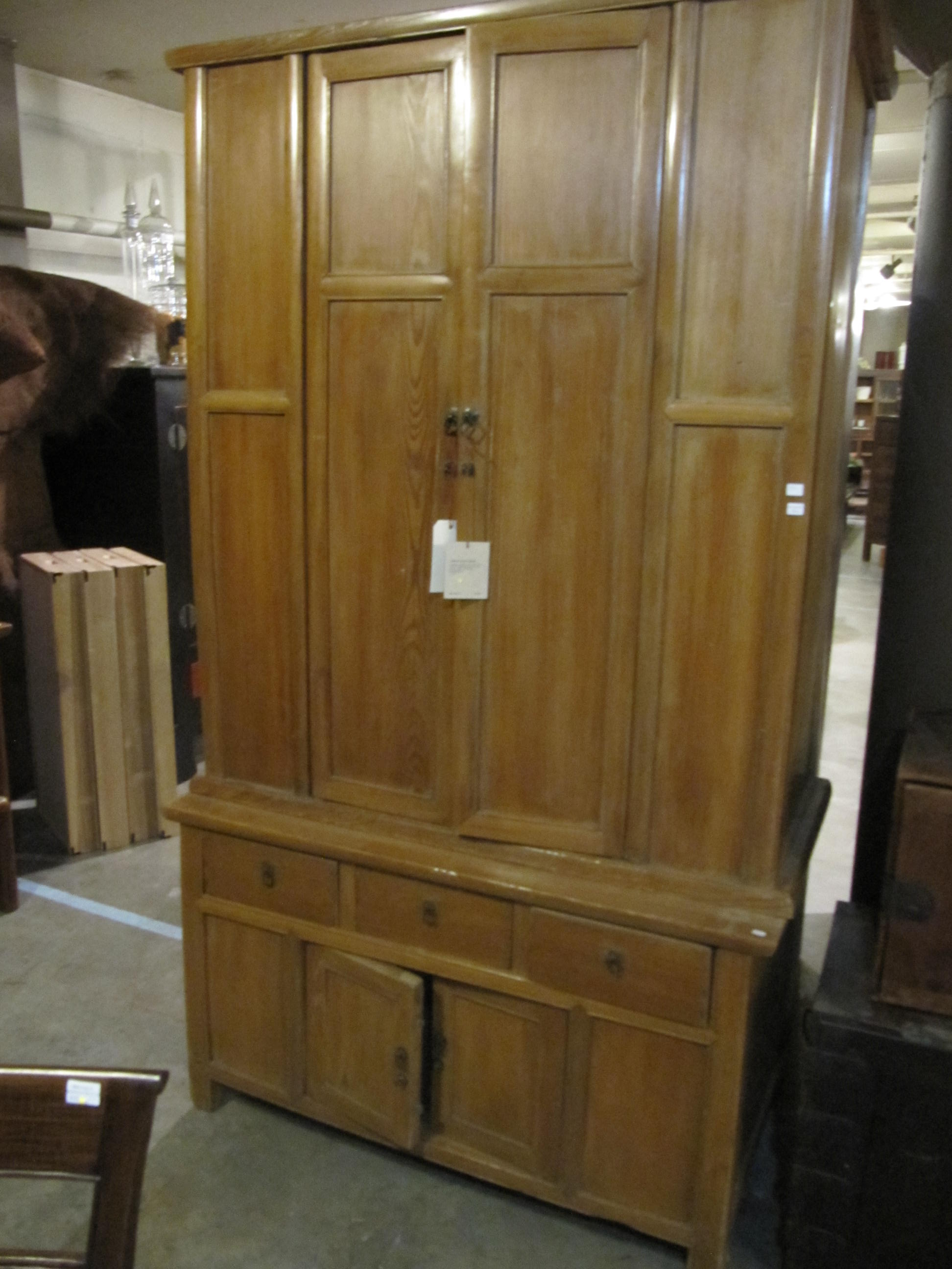 CHINESE BOOK CABINET by    - Masterpiece Online