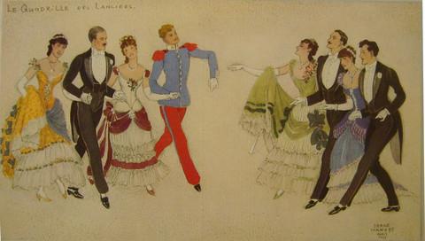 Le quadrille des lanc... by   Ivanoff - Masterpiece Online