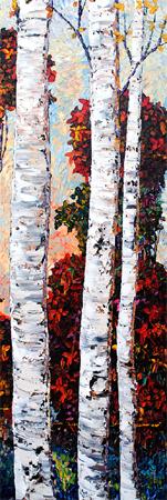 Birch 170757 by  Maya Eventov - Masterpiece Online